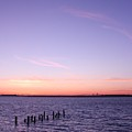 Sunset Series No. 4 by Christina Martinez