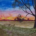 Sunset by Tony Williams