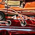Super Stock Ss 426 IIi Hemi Motor by Gordon Dean II