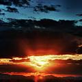 Superstition Sunrise by Saija  Lehtonen