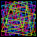 Supreme Sudoku1 - Negation by Ron Brown