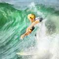 Surfer 46 by Francesa Miller