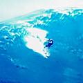 Surfing On Extreme Wave by Stanley Morganstein