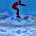 Surfs Up by Bill Cannon