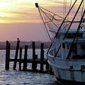 Swansboro Shrimper by Alan Hausenflock