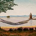 Swingin On Sebago by Jeff Toole