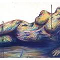 Swirly Girl by Joseph Lawrence Vasile