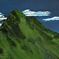 Swiss Alp by Gregory Allen Page