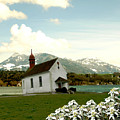 Swiss Spring Version 3 by Chuck Shafer