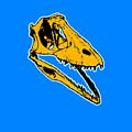 T-rex Graphic by Pixel  Chimp