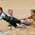 Tag Beach Rugby Competition by David  Hollingworth