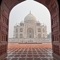 Taj Mahal - Color by Stefan Nielsen