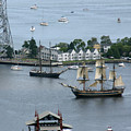 Tall Ships -hms Bounty by Ron Read