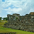 Talum Ruins 4 by Douglas Barnett