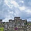 Talum Ruins 8 by Douglas Barnett