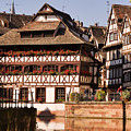 Tanners House Strasbourg by Louise Heusinkveld