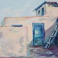 Taos Dwelling by Francoise Villibord Pointeau