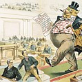 Tariff Lobbyist, 1897 by Granger