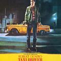 Taxi Driver - Robert De Niro by Georgia Fowler