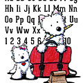 Teacher's Pet Westies by Kim Niles