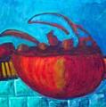 Teapot by Rebecca Merola