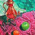 Teapot by Rollin Kocsis