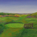 Tee Hole 13 The Chute by Shannon Grissom