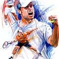 Tennis Snapshot by Ken Meyer jr