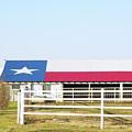 Texas Barn by Robyn Stacey