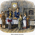 Thanksgiving, 1853 by Granger