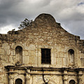 The Alamo by Jim And Emily Bush