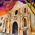 The Alamo by Susan Wester Perez