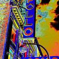 The Apollo by Steven Huszar