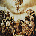 The Ascension Of Christ by Dino Muradian