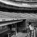 The Ballpark In Arlington by Ricky Barnard