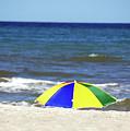 The Beach Is Mine by Susanne Van Hulst