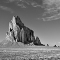 The Beauty Of Shiprock by Alan Toepfer