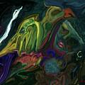 The Bird Man by Rabi Khan