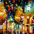 The Block by Leonid Afremov