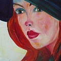 The Blue Hat by Irit Bourla