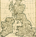 The British Isles by Guillaume Raynal