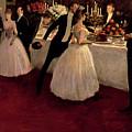 The Buffet by Jean Louis Forain