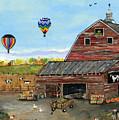 The Burch Farm by Sandie Keyser