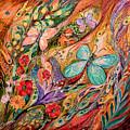 The Butterflies On Wind by Elena Kotliarker