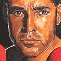 The Champ - Oscar De La Hoya by Kenneth Kelsoe
