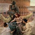 The Coliseum by Sir Lawrence Alma-Tadema