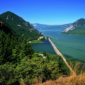 The Columbia Gorge National Scenic Area by Albert Seger