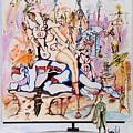 The Crouching Man by Daniel Culver