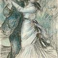 The Dance by Pierre Auguste Renoir
