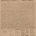 The Declaration Of Independence by War Is Hell Store